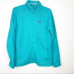 Patagonia Men's Better Sweater Fleece zip Jacket